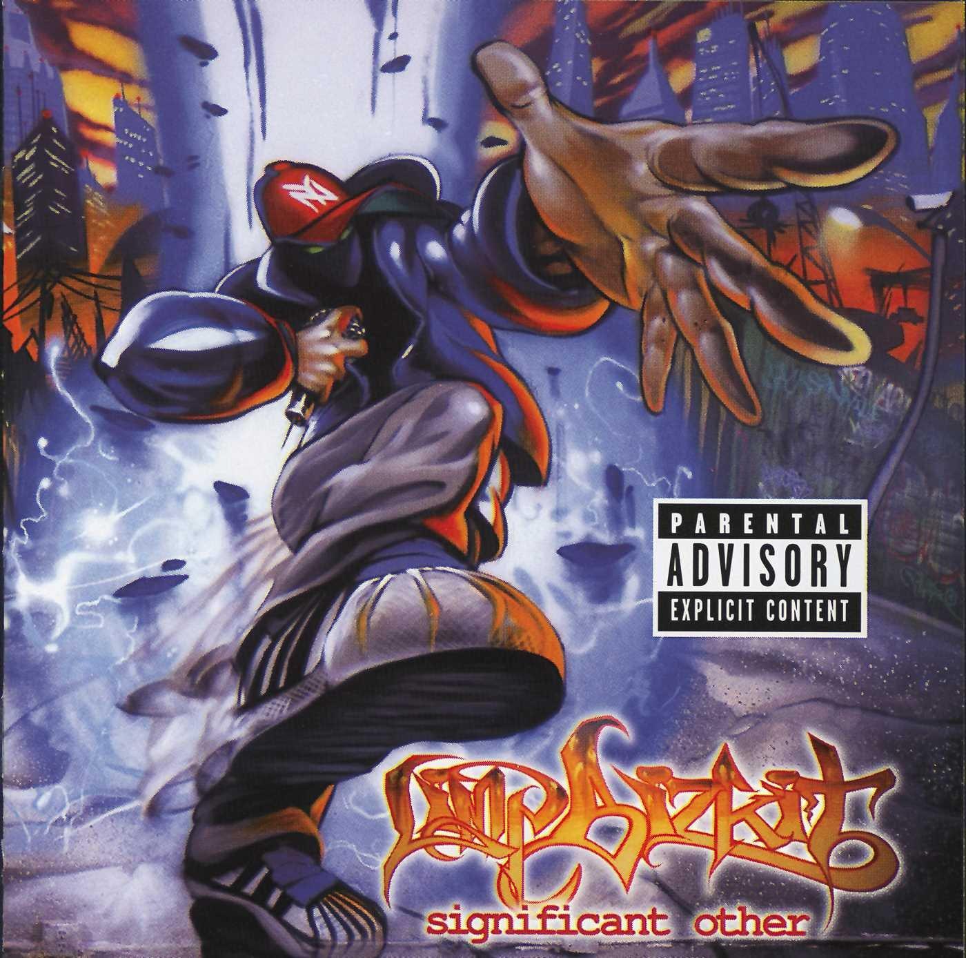 CD : Limp Bizkit - Significant Other [Explicit Content] (Enhanced)