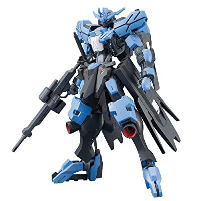 "Bandai Hobby HG IBO Gundam Vidar ""IBO: 2nd Season"" Building Kit (1/144 Scale): Toys & Games"