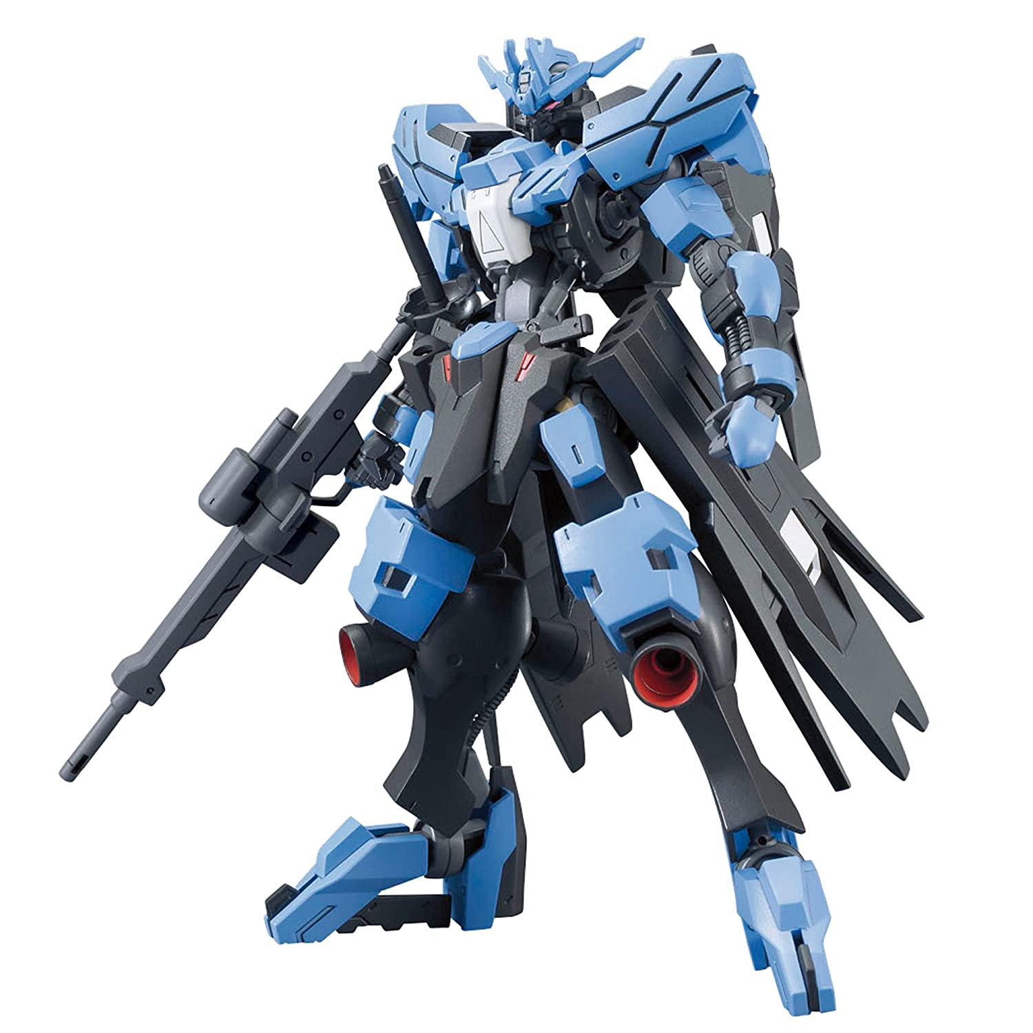 "Bandai Hobby Hg Ibo Gundam Vidar ""Ibo: 2nd Season"" Building Kit (1/144 Scale) by Bandai Hobby"