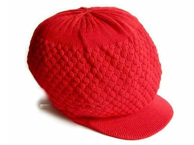 d38389f3390 Red Rasta Hat Jamaica Cap Rastafari Dreadlocks Jamaican M L at ...