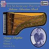 Johann Sebastian Bach: The Six Keyboard Partitas Vol. 1