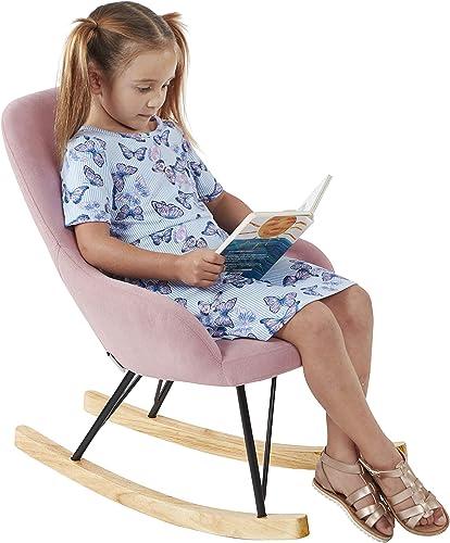 ECR4Kids Children's Modern Rocking Chair