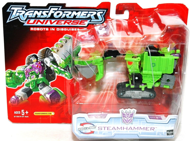 TRANSFORMERS - UNIVERSE - STEAMHAMMER