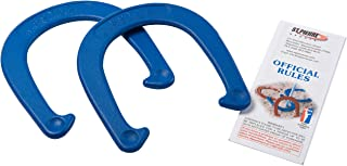 product image for St Pierre Sports Royal Horseshoe (1-Pair), Blue