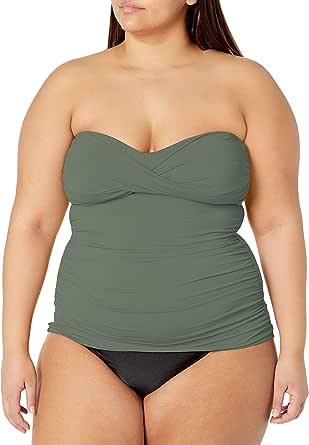 Anne Cole Women's Plus Size Tankini