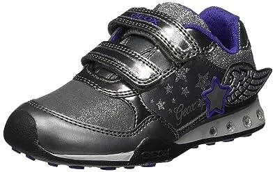 Geox JR NEW JOCKER GIRL Mädchen Low Top Sneaker