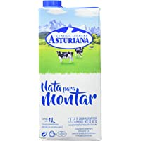 Central Lechera Asturiana - Nata Liquida UHT Para Montar Y Decorar - 1000 ml