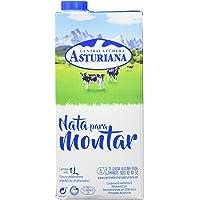 Central Lechera Asturiana - Nata Liquida UHT Para Montar Y Decorar - 1000 ml