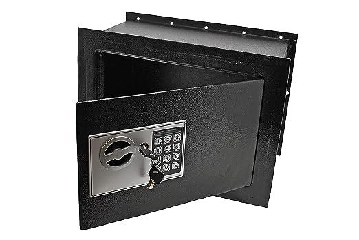 Caja Fuerte de Empotrar Electrónica con Anti Bounce System: Amazon.es: Industria, empresas y ciencia