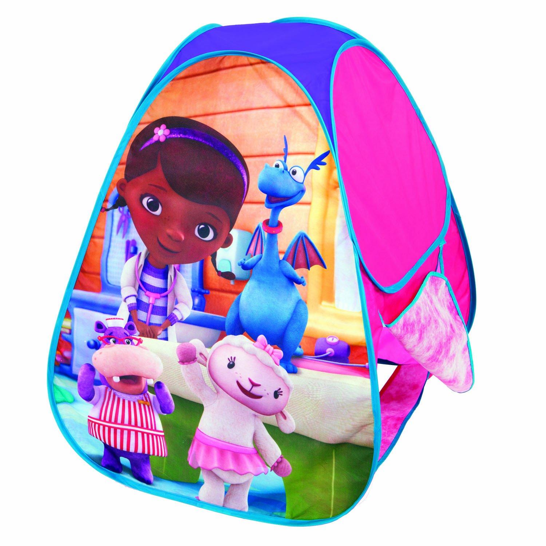 sc 1 st  Amazon.com & Amazon.com: Playhut Doc McStuffins Classic Hideaway Tent: Toys u0026 Games