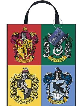 COOLMP - Lote de 6 Bolsas de Regalo de plástico Harry Potter ...