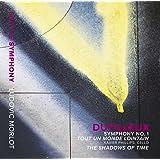 Dutilleux: Symphony No. 1, Tout un monde lointain & The Shadows of Time