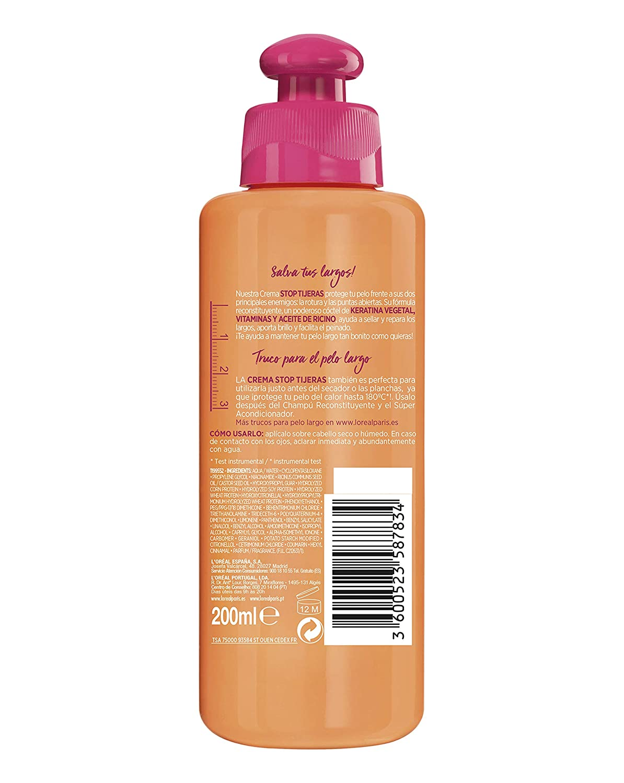 DREAM LONG crema stop tijeras 200 ml: Amazon.es: Belleza
