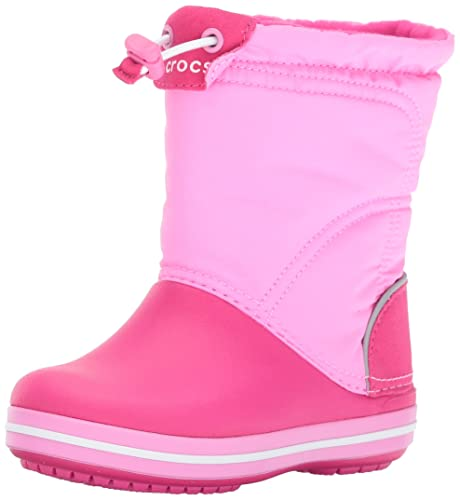 8e784bc10d3 Bota Crocs Infantil Lodgepoint Boot  Amazon.com.mx  Ropa