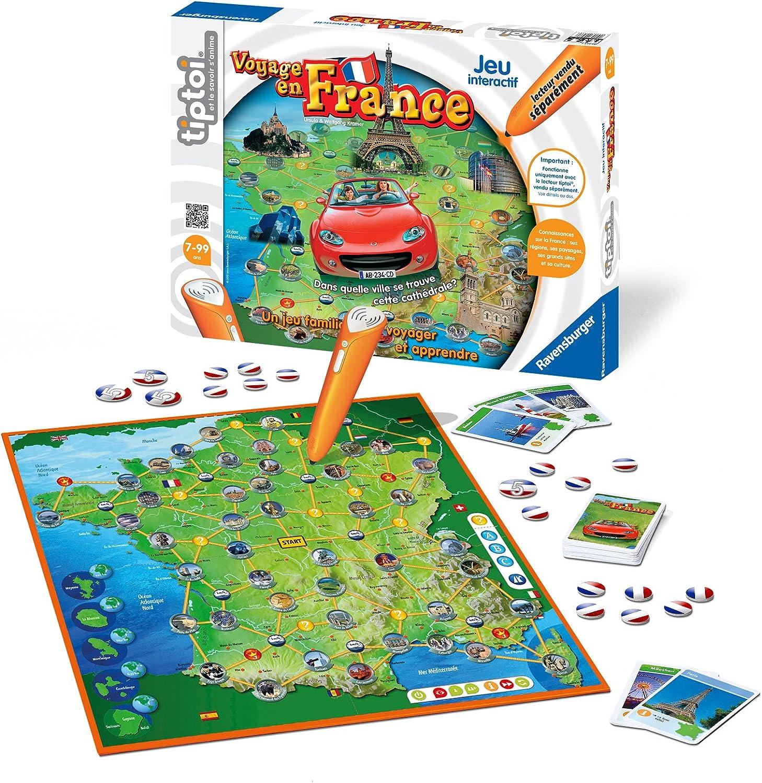 Ravensburger - Juego electrónico portátil (versión en francés): Amazon.es: Juguetes y juegos