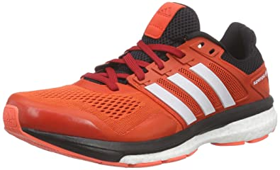 purchase cheap b9cb7 c311a adidas Supernova Glide Boost 8 Running Shoes - SS16-14.5 Orange