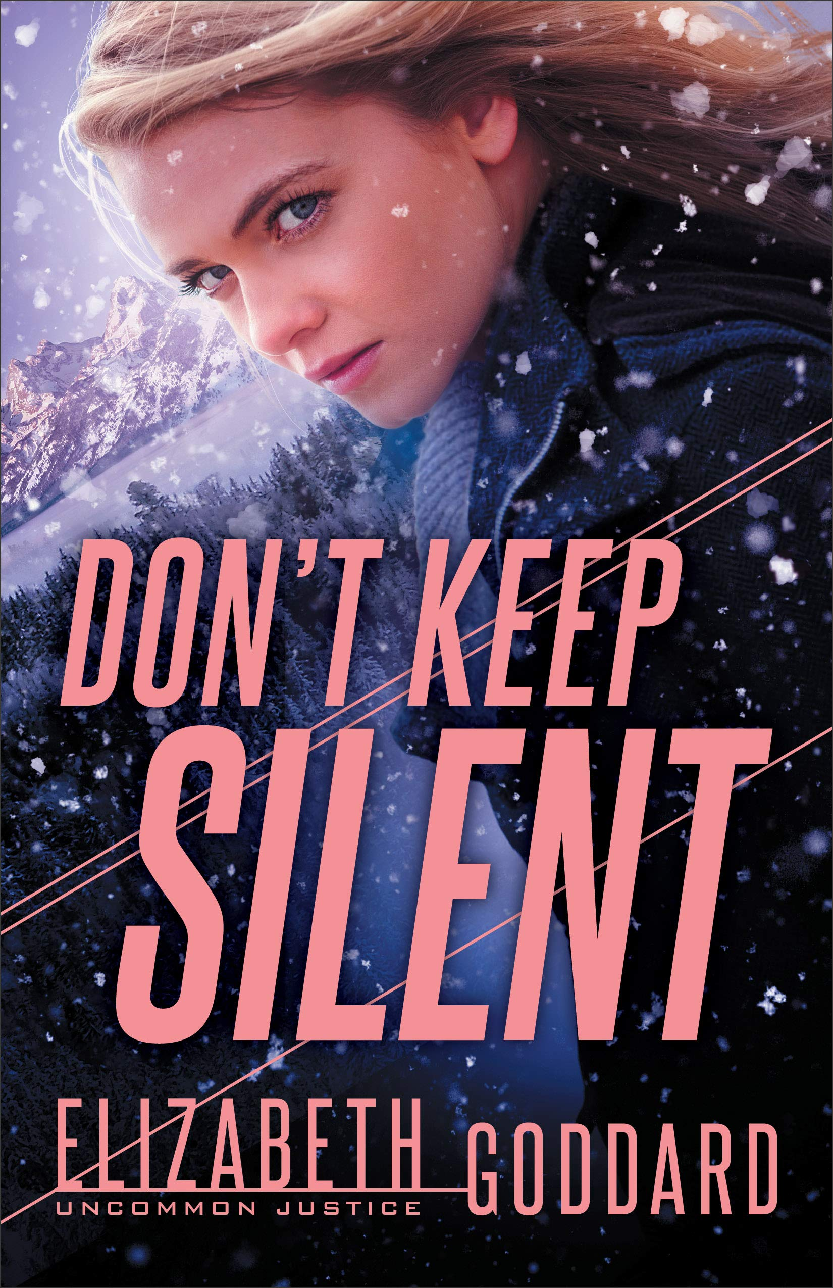 Don't Keep Silent by Elizabeth Goddard {A Book Review}