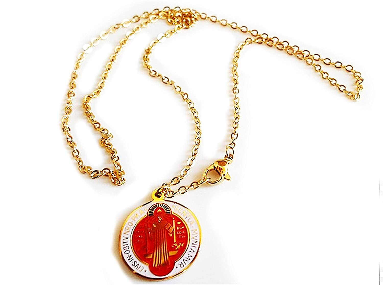 Amazon.com: guadalupe rosary Collar de Acero inoxidable San ...