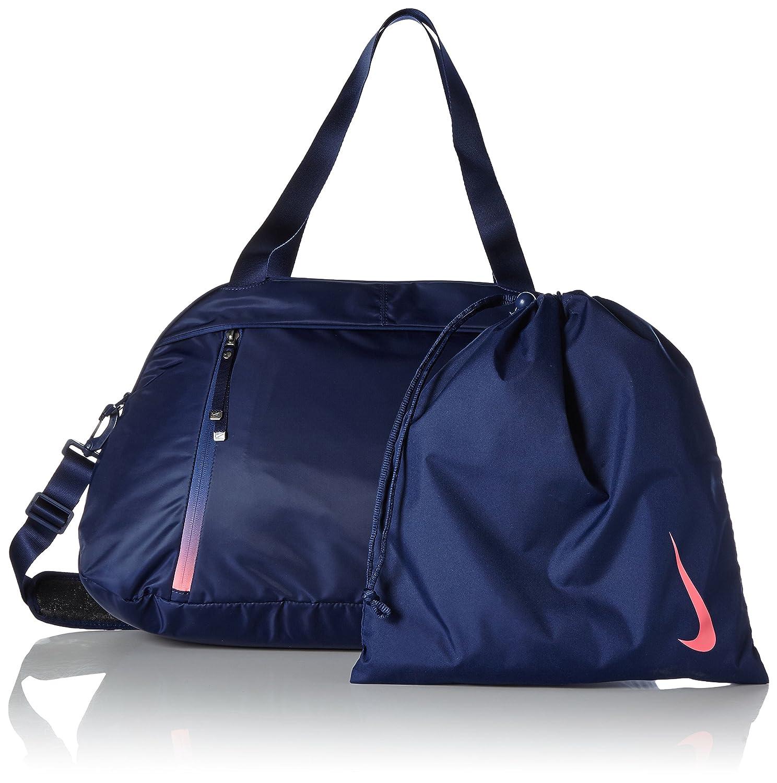 Amazon.com | Nike Auralux Solid Club Training Duffel Bag ...