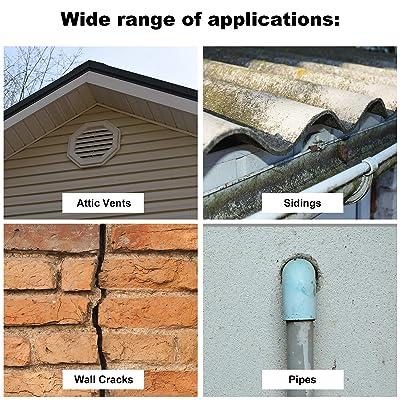 Gap Blocker Hardware Cloth Garage Stuff Holes/Wall Cracks/Vents ...