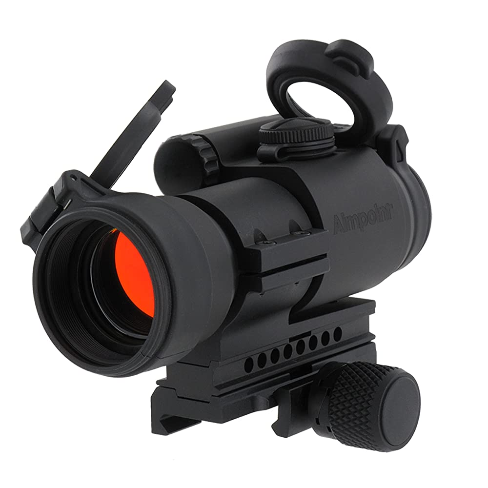 2. Aimpoint PRO Patrol Rifle Optic