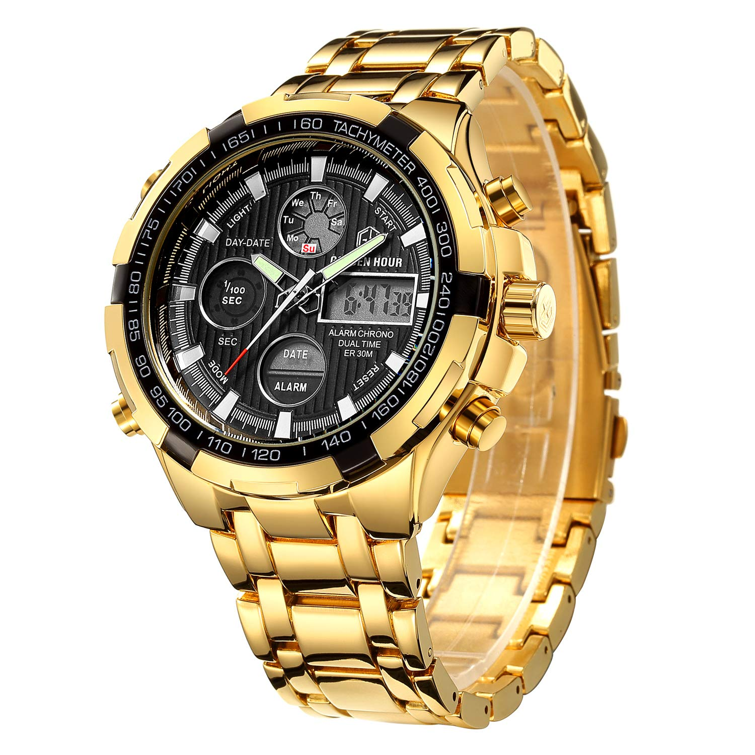 Watches Sports Watches Men Wrist Watches Digital And Quartz Boys Military Diving Watchband Top Luxury Brand Fitness Watch