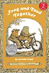 Frog and Toad Together (I Can Read Level 2) Paperback