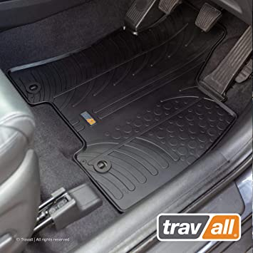 Travall Mats Trm1135r Vehicle Specific Rubber Floor Car Mats