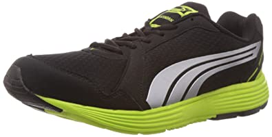 Puma Men's Descendant V2 Ind Dp Mesh Running Shoes Men's Running Shoes at amazon