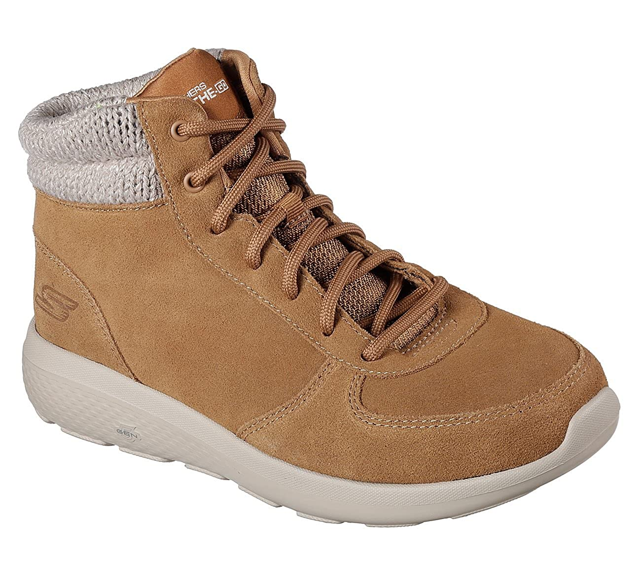 Skechers Ice North Ice Skechers Damen Kastanienbraun e1892a
