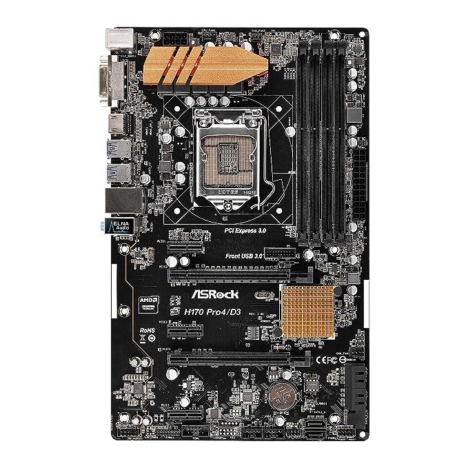 ASRock H170 Pro4/D3 Intel Chipset Driver Windows XP