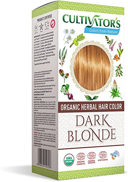 Cultivators Coloración permanente - 100 g: Amazon.es: Belleza