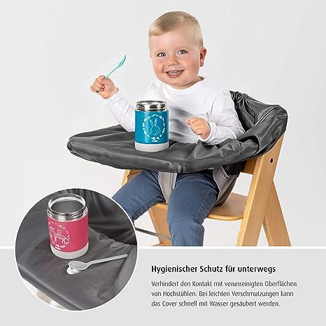 reer HygieneCover Schutzbezug f/ür Einkaufswagen-Sitz und Hochst/ühle