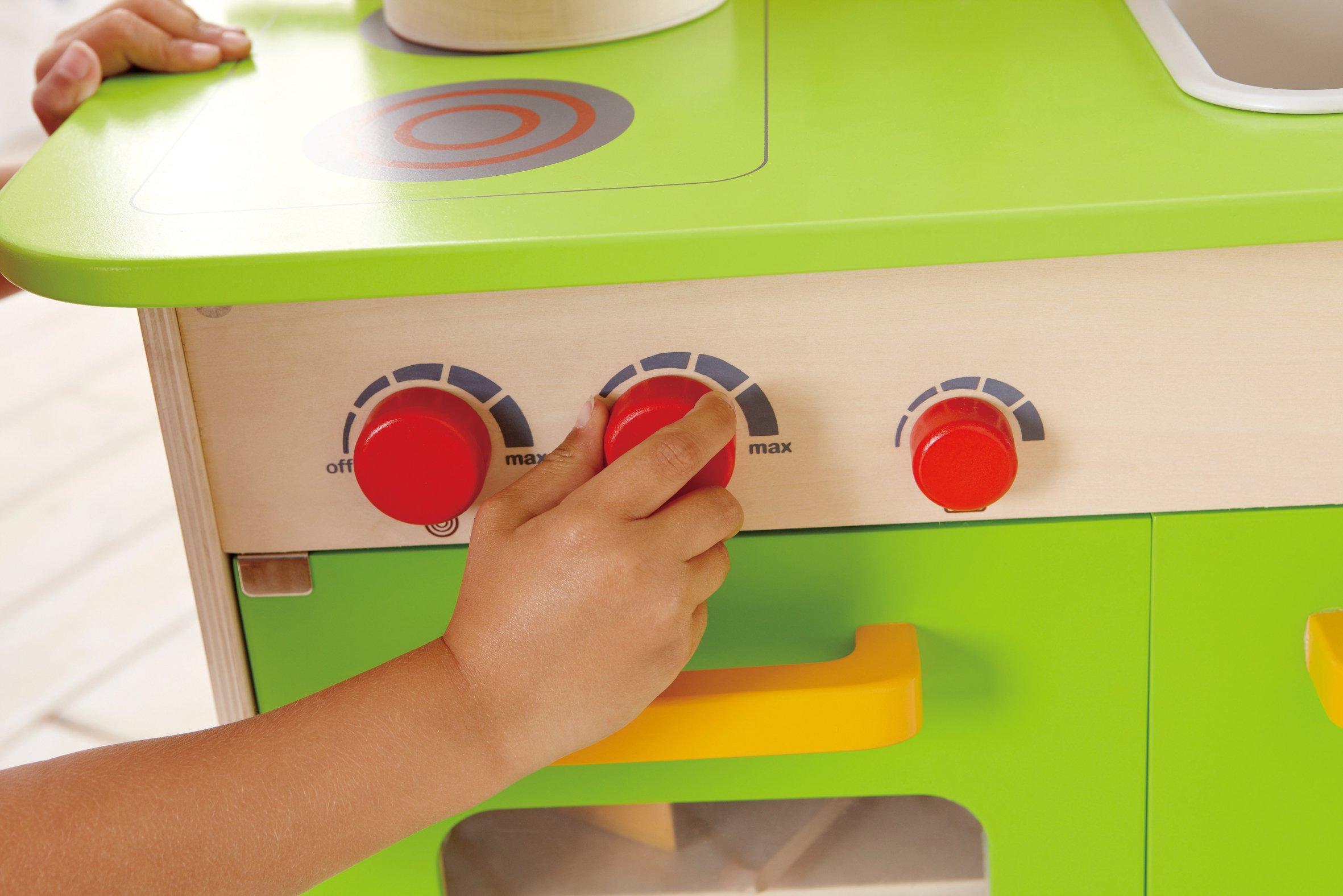 Hape Gourmet Kitchen Kid S Wooden Play Kitchen