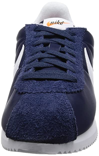 c9c38d1565e7 Nike Cortez Nylon Prem, Sneakers Basses Homme, Bleu, Bleu (Midnight Navy /white/varsity Red), 40 EU: Amazon.fr: Chaussures et Sacs