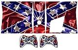 Xbox 360 SLIM Skin Confetterate Flag