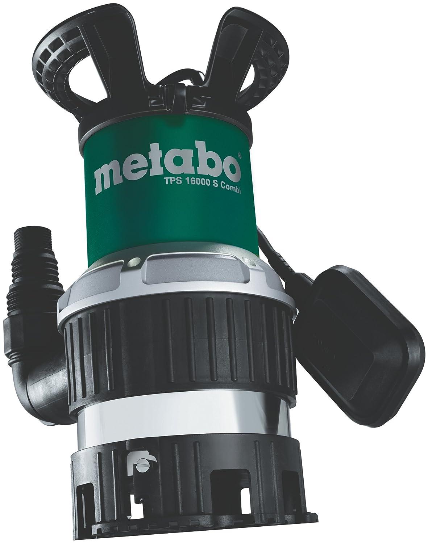 Metabo TPS 16000 S TPS16000SCombi Tauchpumpe 230 V