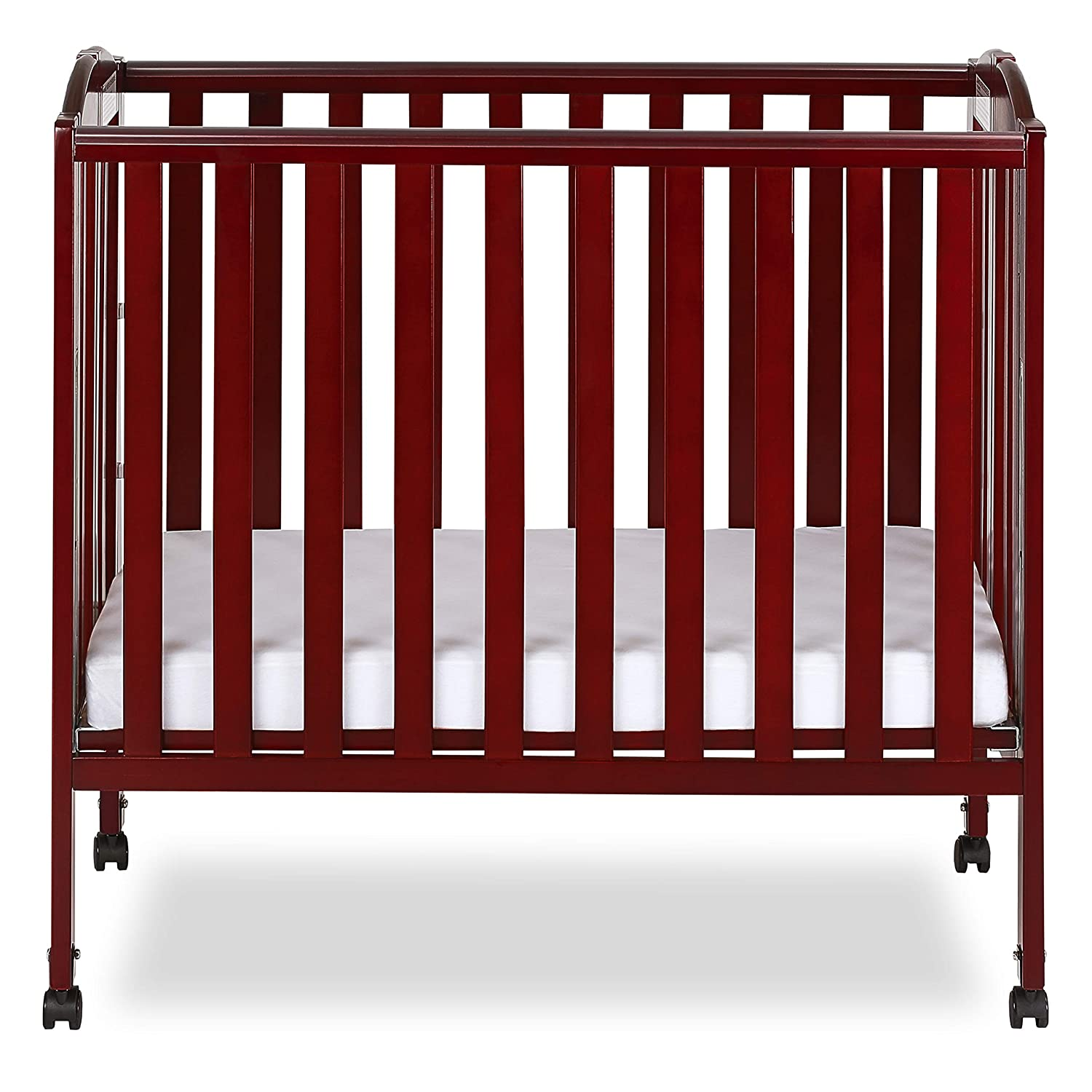 Best Portable Mini Cribs For Little Dreamers With Complete