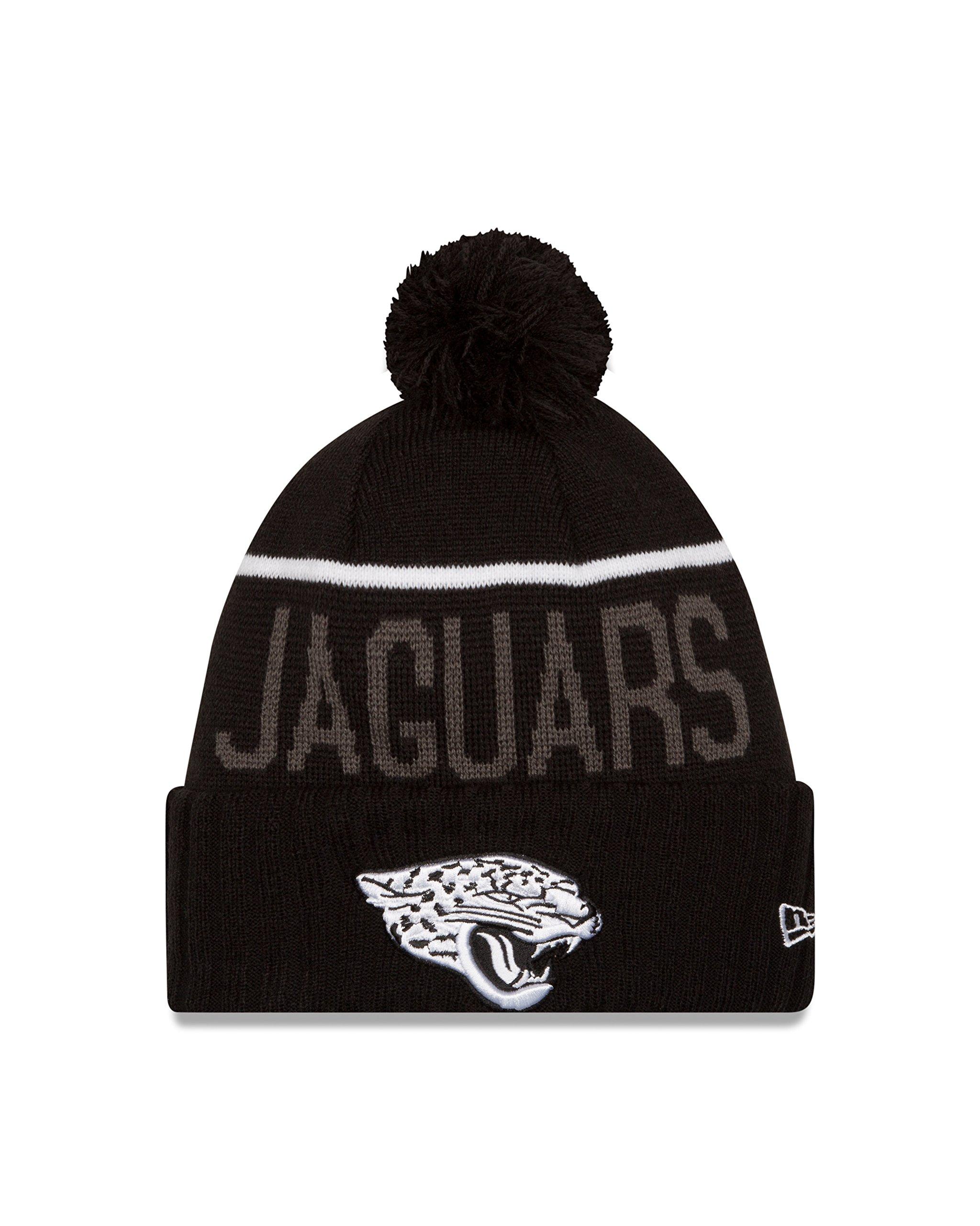 NFL Jacksonville Jaguars 2015 Sport Knit, Black, One Size