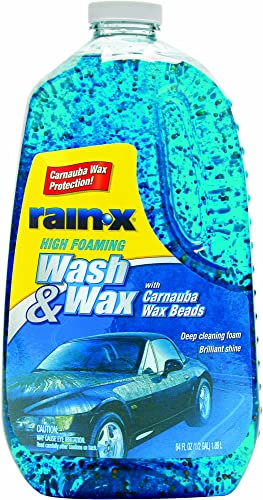 Rain-X 5077557 Carnauba Wax Protection, 64 Fluid_Ounces