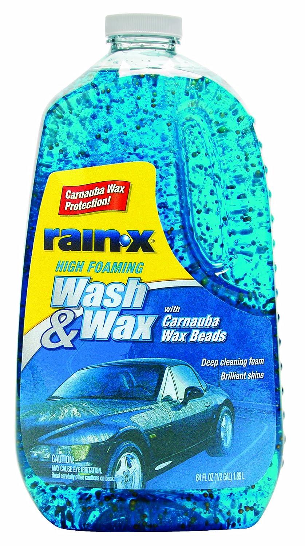 Rain-X Wash & Wax