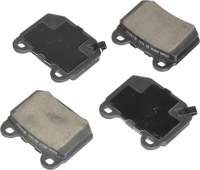 Centric Parts 102.08290 102 Series Semi Metallic Standard Brake Pad