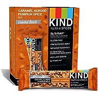12-Count KIND Caramel Almond Pumpkin Spice Bar, 1.4oz