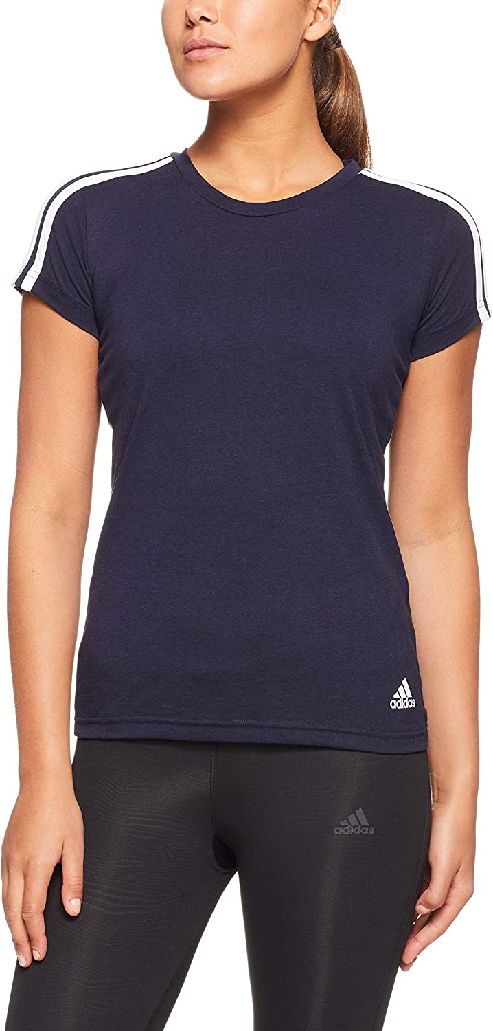 Maglietta Donna adidas Essentials 3-Stripes Slim