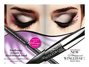 4f3c34ba77b NEW Avon Superextend Winged Out Mascara - Blackest Black: Amazon.co ...