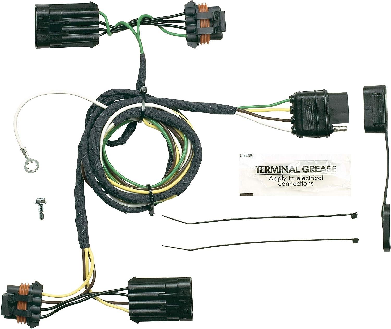 Hopkins 41385 Plug-In Simple Vehicle to Trailer Wiring Kit