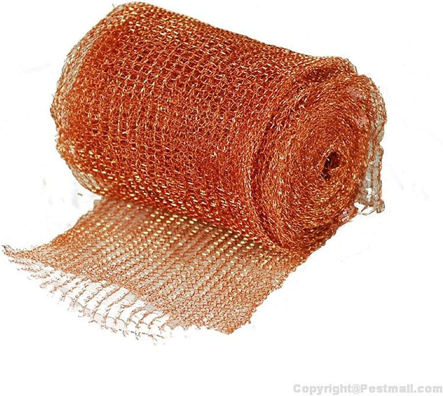 Stuff-fit Copper Mesh for Mouse Rat Rodent Control as Well as Bat Snell Control 30 Foot Roll, Full Size