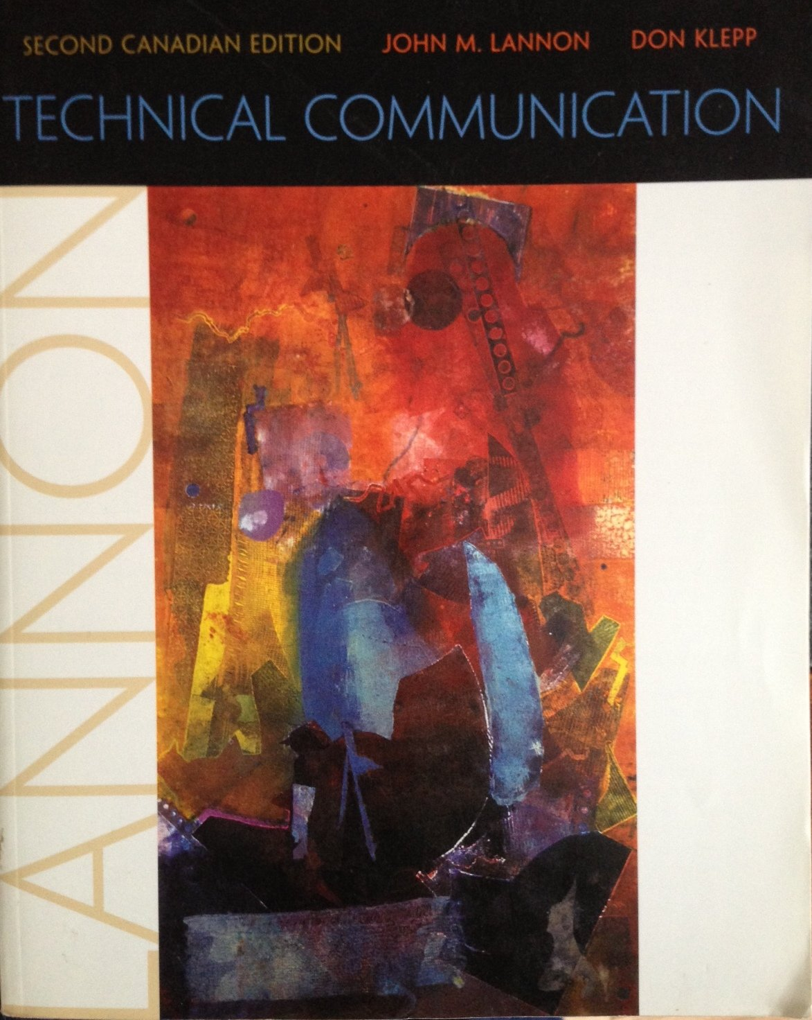 Download Technical Communication, Second Canadian Edition pdf epub