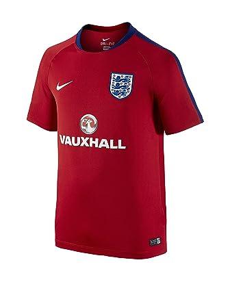 Nike Selección de Fútbol de Inglaterra 2015/2016 - Camiseta oficial, talla XS
