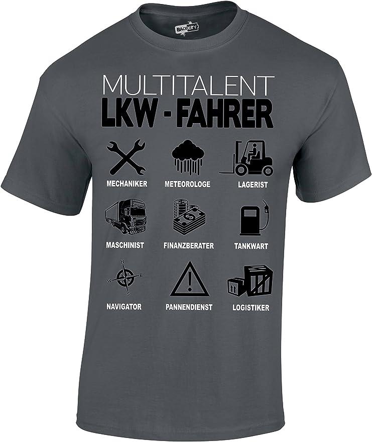 Truck MIT Wunschname Kinder T-Shirt tshirt Trucker Spedition Fernfahrer